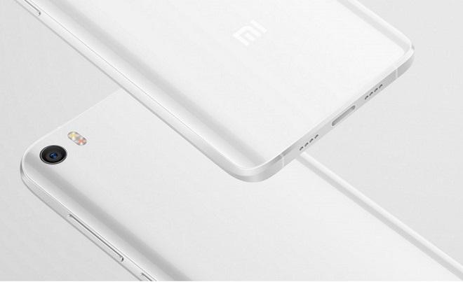 Дизайн Xiaomi Mi 5 заслуживает восхищения