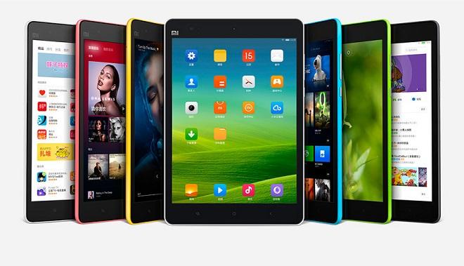 Xiaomi Mi Pad собран качественно, скрипы и люфты отсутствуют