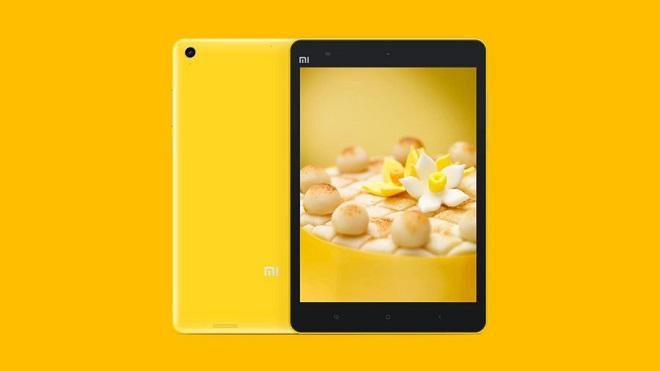 Богатый выбор цветов Xiaomi Mi Pad