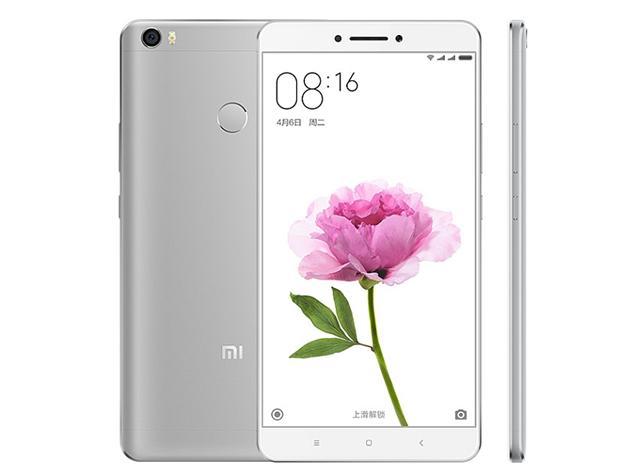 Дизайн Xiaomi Mi max