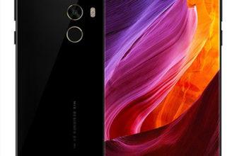 Xiaomi Mi Mix Отличается стильным дизайном