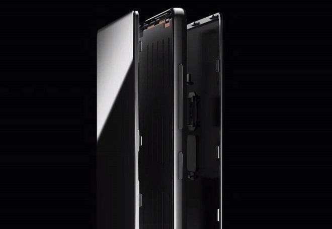 Аккумулятор у Xiaomi Mi Mix несъемный