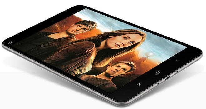 У Xiaomi Mi Pad 2 хорошие углы обзора
